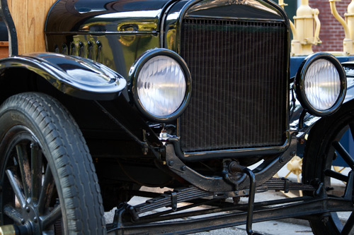 automobile history Dayton Ohio