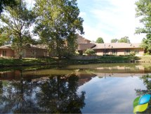 A beautiful view of our Hospice House in Dayton, OH.