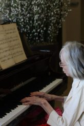 Gentle Soul. Piano Player.
