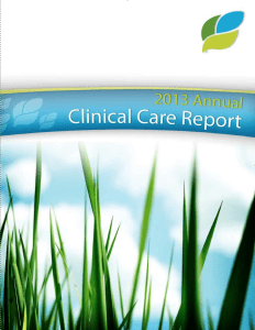 cover image - Clinical Rep