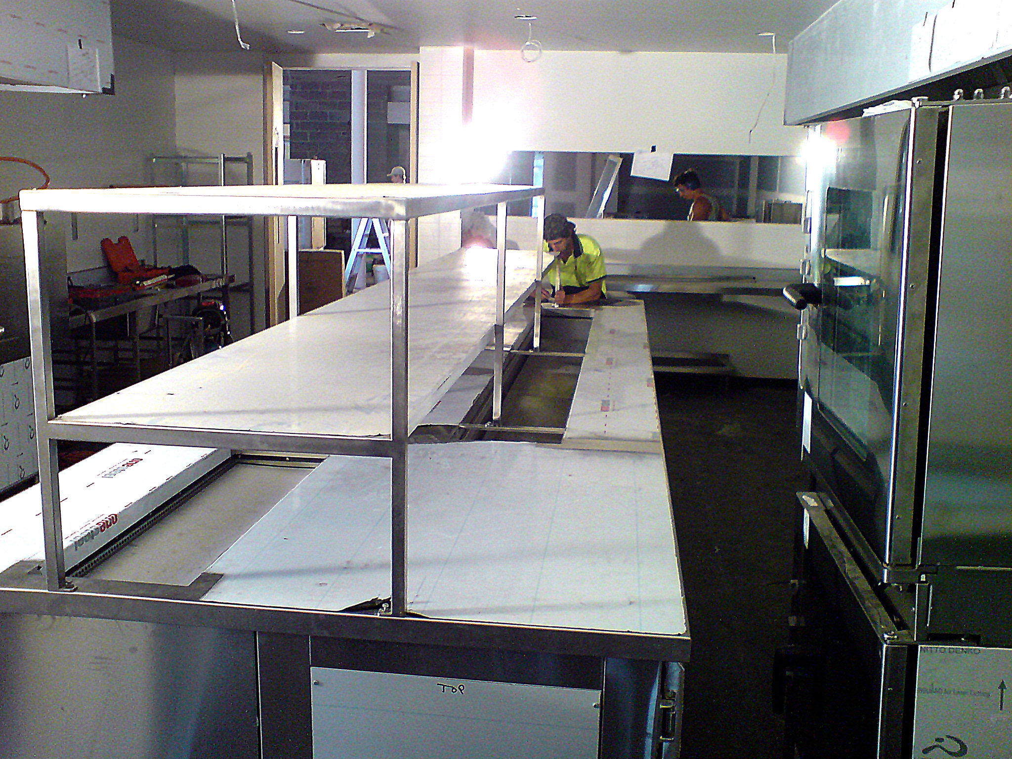 Hospitality Design Melbourne Commercial Kitchen Design Catering Equipment The Precinct Hotel31