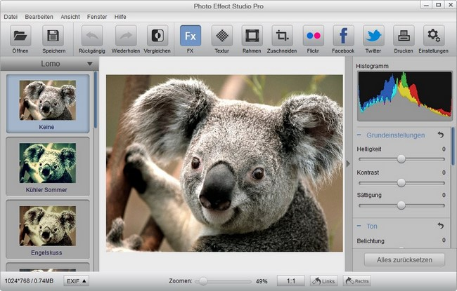 Photo Effect Studio Pro v4.1.3.With Serif Artwork Pack