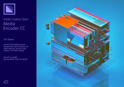 Adobe Media Encoder Cc 2017 v11.0.0.Multilingual (x64) (Portable)