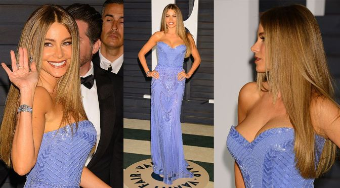 Sofia Vergara – Vanity Fair Oscar Party in Hollywood