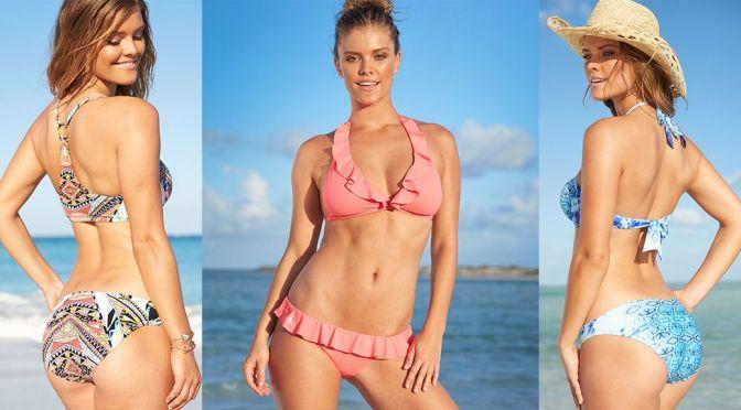 "Nina Agdal – ""Macys"" Bikini Photoshoot"