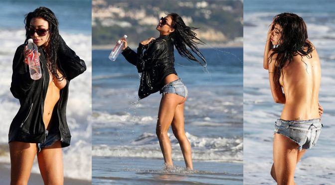 "Tatiana Eriksen – ""138 Water"" Photoshoot in Malibu"