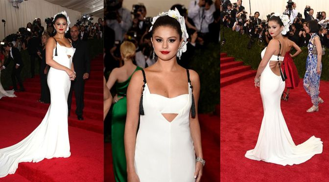 Selena Gomez – China Through The Looking Glass Costume Institute Gala