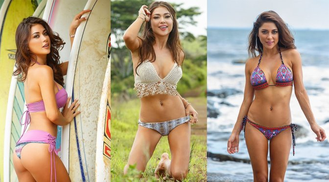 Arianny Celeste – Solkissed Swimwear 2015 Sol Gypsy Collection