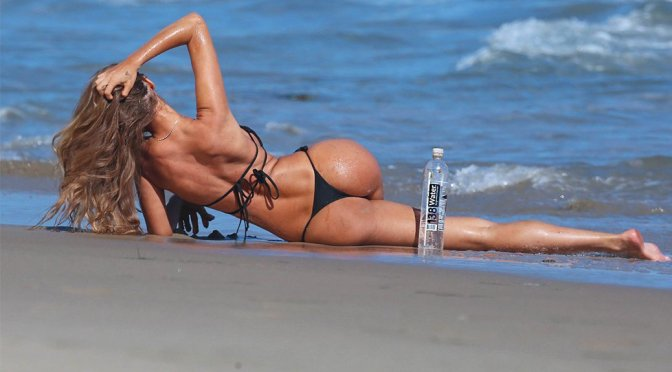 "Charlie Riina – ""138 Water"" Bikini Photoshoot"