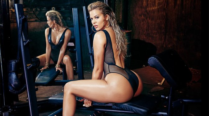 Khloe Kardashian – Complex Magazine (August/September 2015)