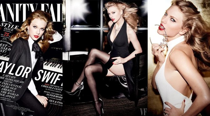 Taylor Swift – Vanity Fair Magazine Photoshoot (September 2015)
