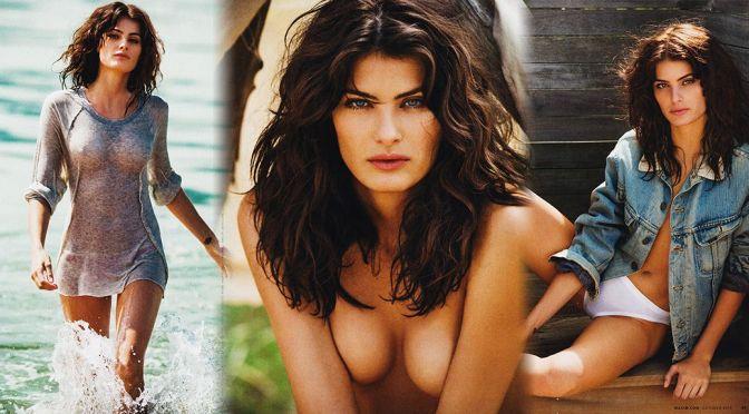 Isabeli Fontana – Maxim Magazine (October 2015)