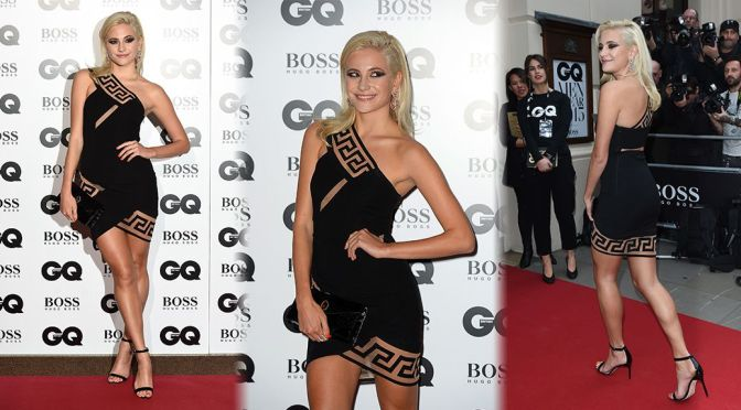 Pixie Lott – GQ Men Of The Year Awards in London
