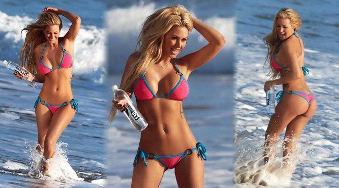 Kindly Myers – 138 Water Bikini Photoshoot in Malibu