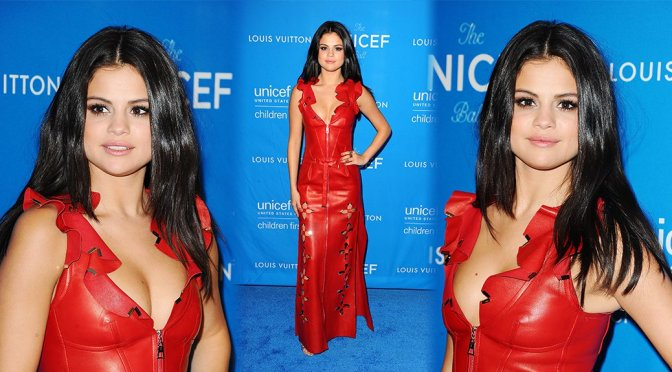 Selena Gomez – 6th Biennial UNICEF Ball in Beverly Hills
