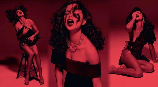 Adriana Lima – Love Magazine (Spring/Summer 2016)
