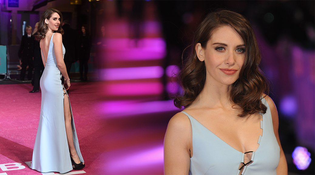 "Alison Brie - ""How To Be Single"" Premiere in London"