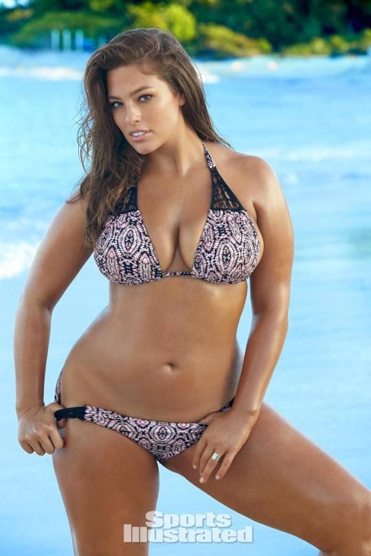 ... 1066 × 1600 Ashley Graham – Sports Illustrated Swimsuit Issue 2016