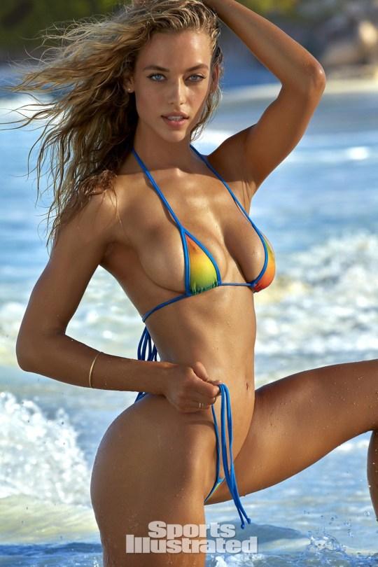 ... × 1600 Hannah Ferguson – Sports Illustrated Swimsuit Issue 2016