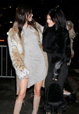 Kendall Kylie Jenner (17)