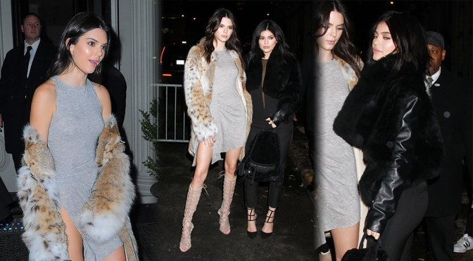 Kendall Jenner & Kylie Jenner – Kendall + Kylie Launch in New York