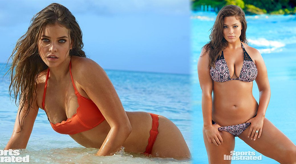 Ashley Graham & Barbara Palvin - Sports Illustrated Swimsuit Issue 2016 Preview