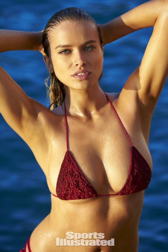 ... × 1600 Tanya Mityushina – Sports Illustrated Swimsuit Issue 2016