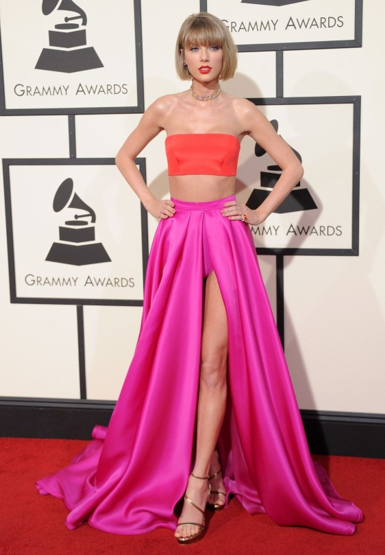 February 16, 2016 1111 × 1600 Taylor Swift – 58th Annual GRAMMY ...
