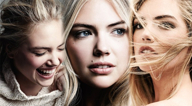 Kate Upton – Glamour UK Magazine Photoshoot (April 2016)