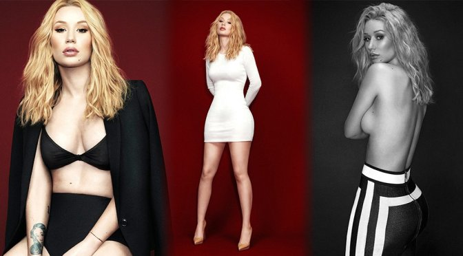 Iggy Azalea – Remix Magazine Photoshoot (Spring 2016)