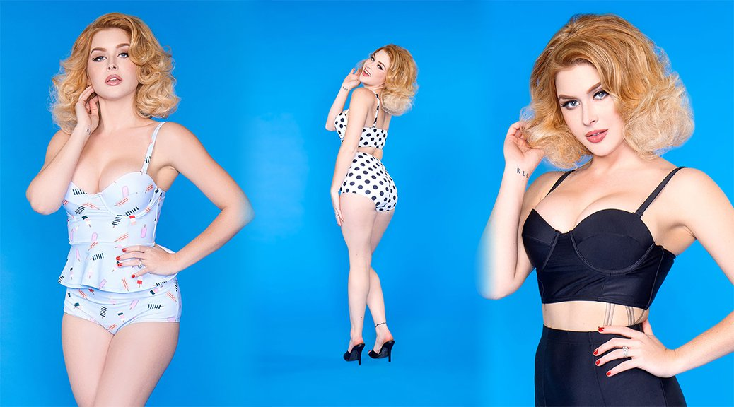 "Renee Olstead - ""Pinup Girl"" Photoshoot"