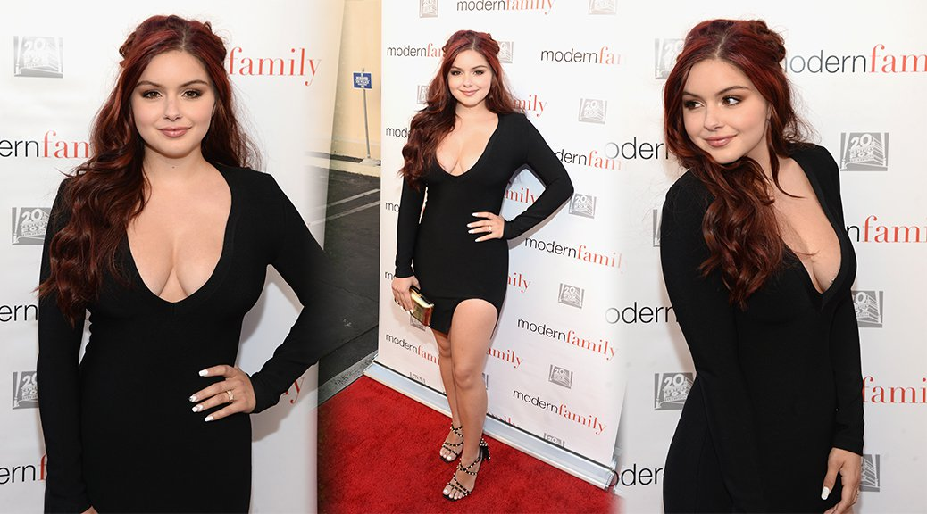Ariel Winter - Modern Family Emmy Event in Los Angeles