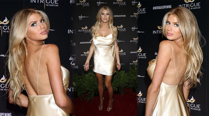 "Charlotte McKinney – ""Intrigue"" Nightclub Grand Opening in Las Vegas"