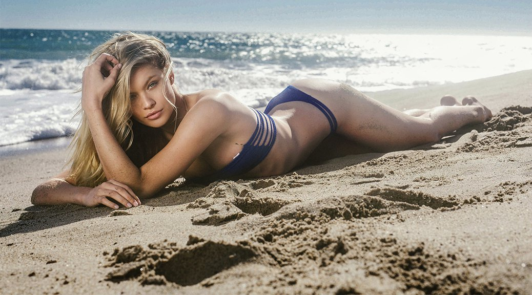 Josie Canseco - Bikini Photoshoot by Trevor Flores