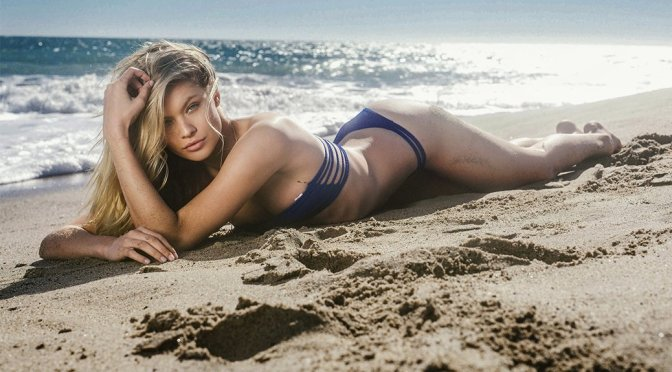 Josie Canseco – Bikini Photoshoot by Trevor Flores