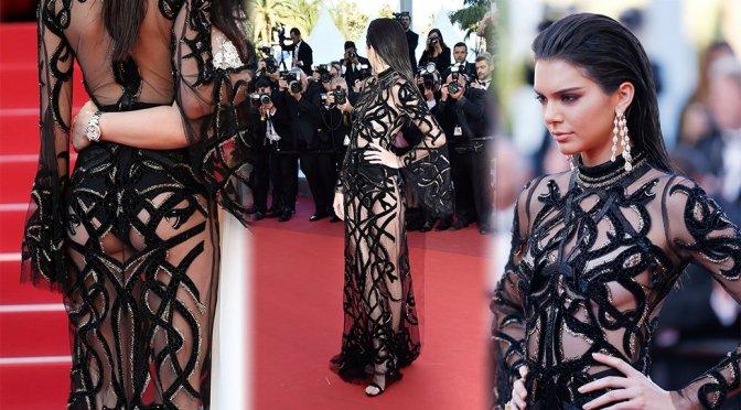 "Kendall Jenner – ""Mal de Pierres"" Premiere in Cannes"