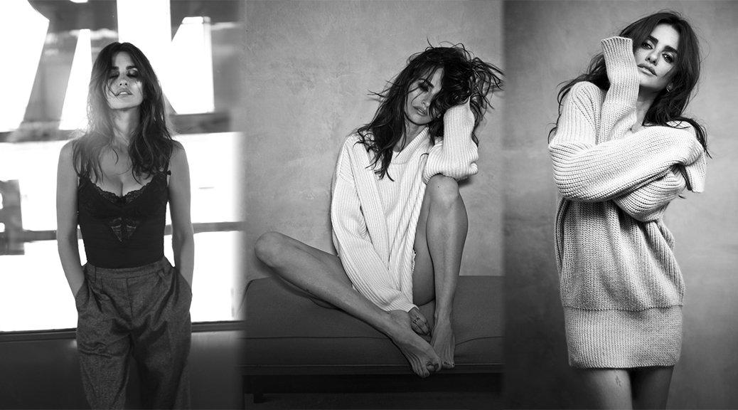 Penelope Cruz - Flaunt Magazine Photoshoot
