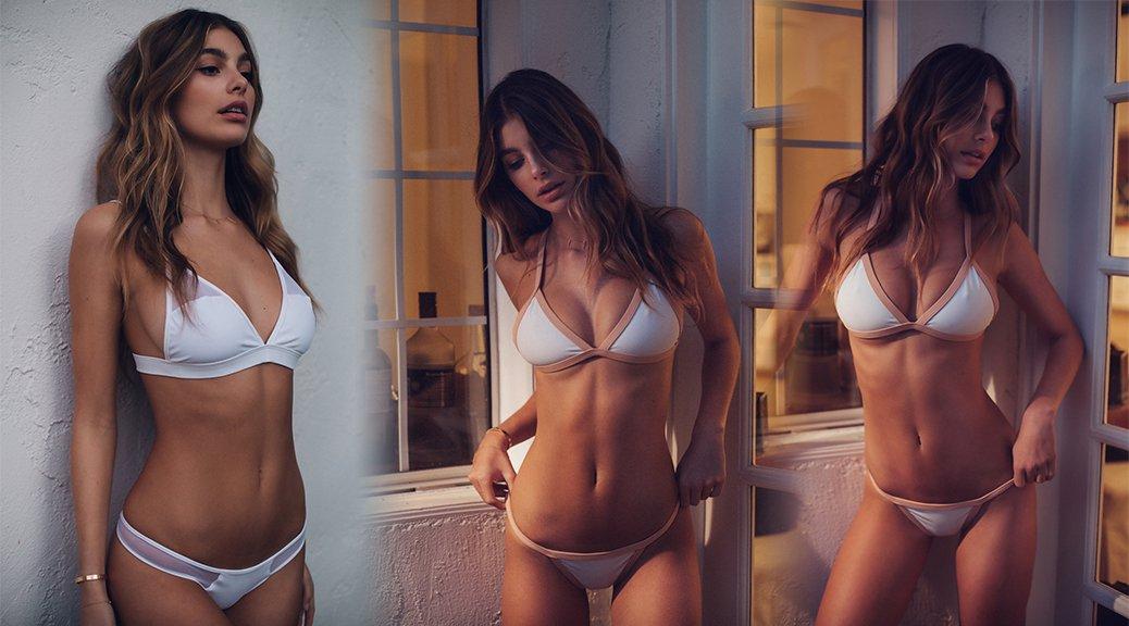 "Sandra Kubicka - ""Etirel"" Bikini Photoshoot"