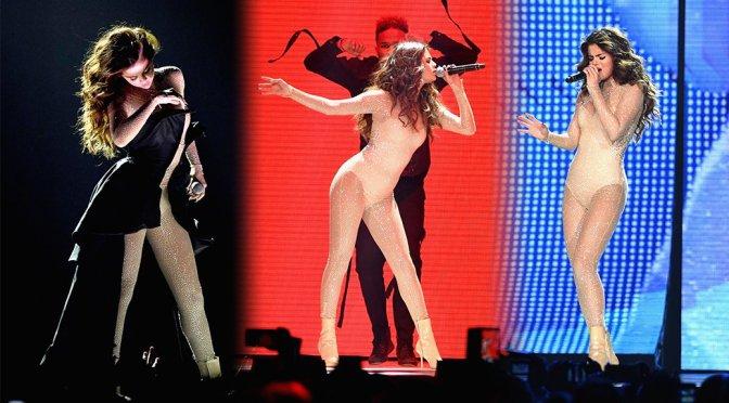 "Selena Gomez – ""Revival"" Tour Opening in Las Vegas"