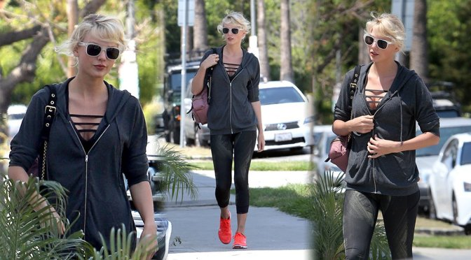Taylor Swift – Candids in West Hollywood