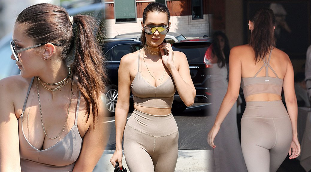 Bella Hadid - Candids in Beverly Hills