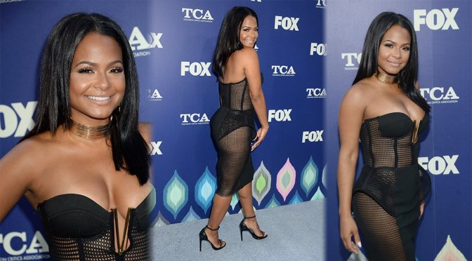 Christina Milian – FOX Summer TCA All-Star Party in West Hollywood