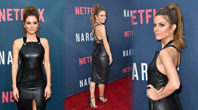 "Maria Menounos – ""Narcos"" Season 2 Premiere in Los Angeles"