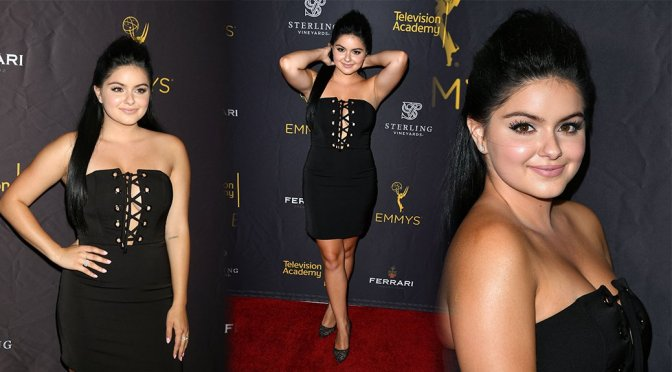 Ariel Winter – Television Academy Celebrates Nominees For Outstanding Casting in Beverly Hills