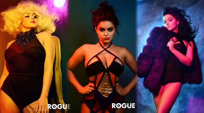 Ariel Winter – Rogue Magazine Photoshoot (Issue #4)