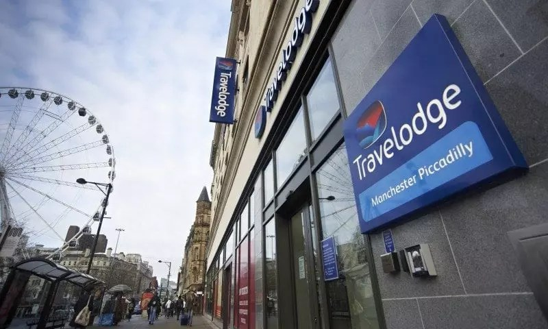 Manchester Piccadilly Travelodge