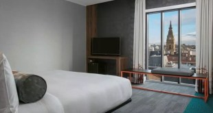 Aloft Liverpool, a Starwood brand