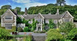 Front of House: Lewtrenchard Manor