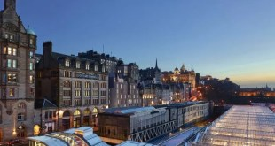 CGI of what the hotel is expected to look like on Market Street