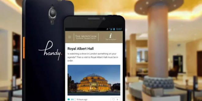 Montcalm Hotels launches free smartphone service for guests